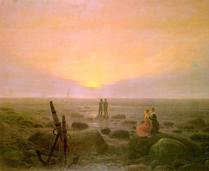 Caspar David Friedrich. Caspar David Friedrich and the