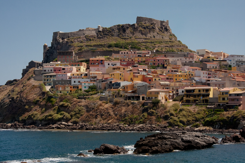 Description Castelsardo Province of Sassari Sardinia, Italy 22 ...