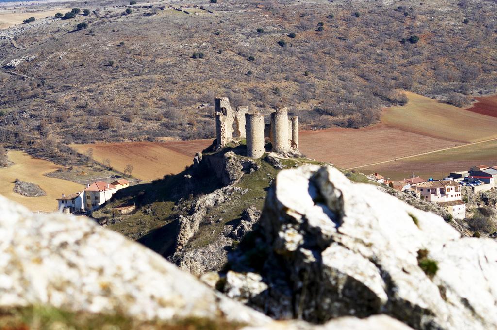 Resultado de imagen de Castillo de Pelegrina