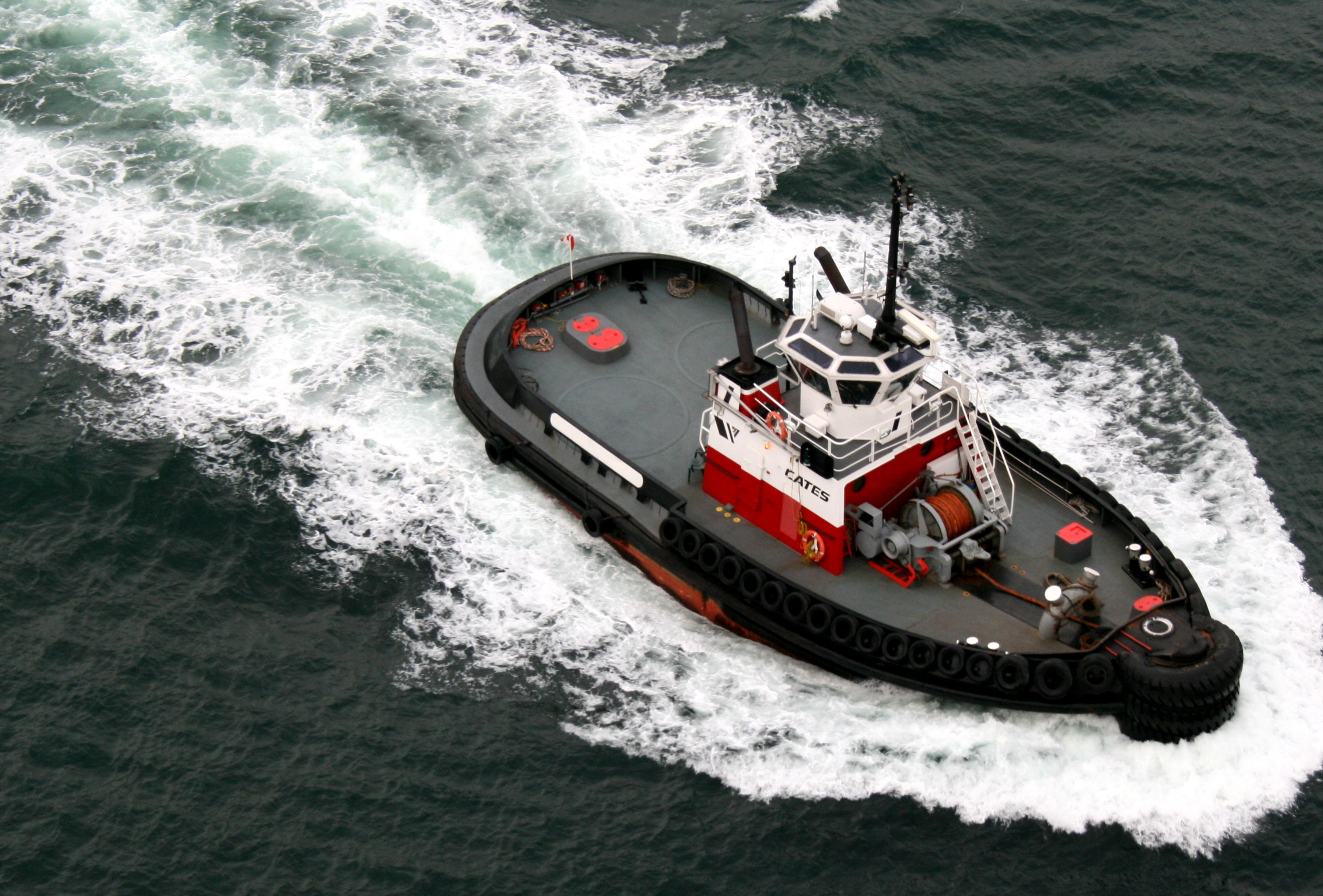 File:Cates Harbour Tug number 1 -a.jpg - Wikimedia Commons