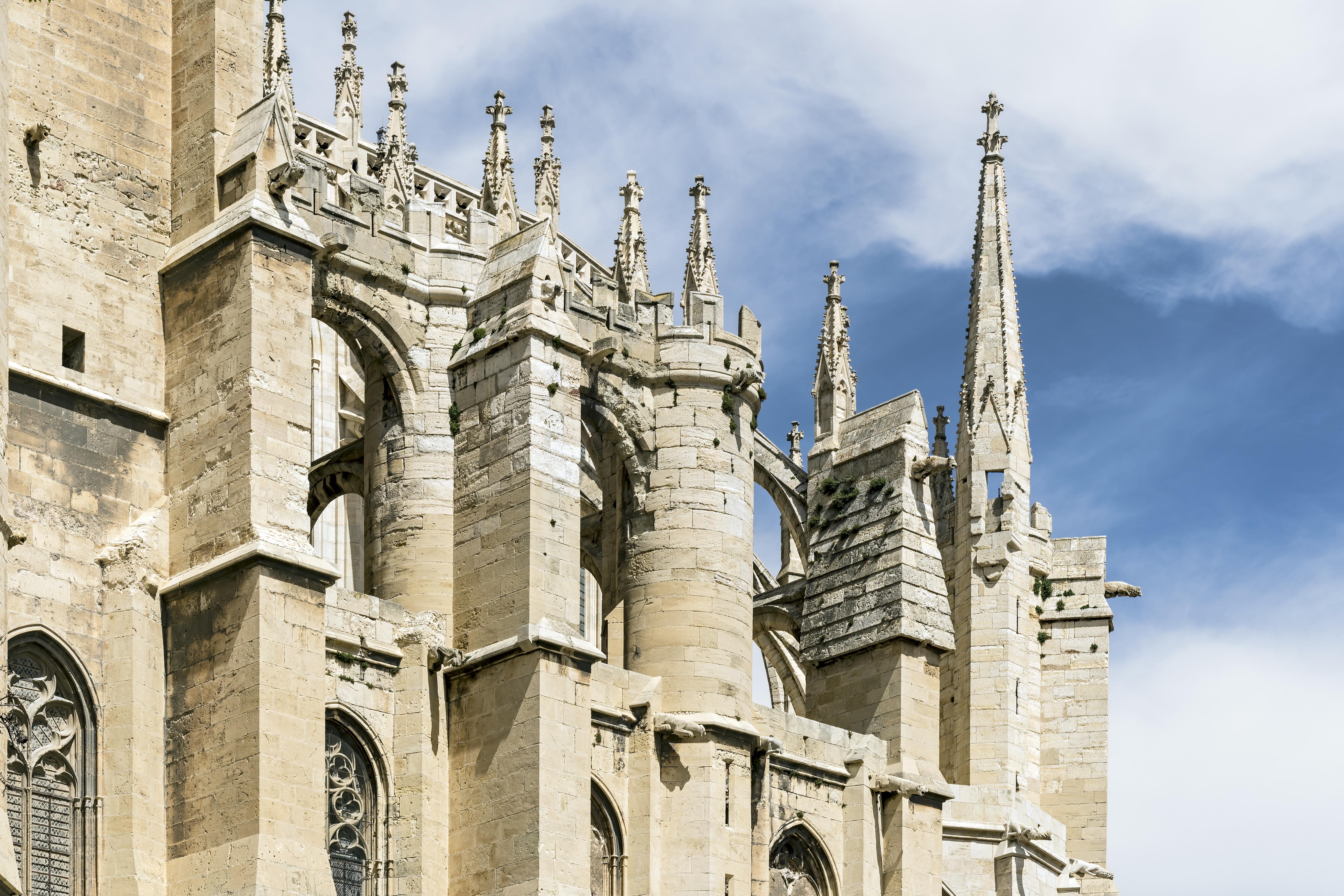Cathédrale saint just et saint pasteur de narbonne wikiwand