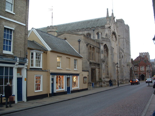 Cathedral Bury St Edmunds Hire Room