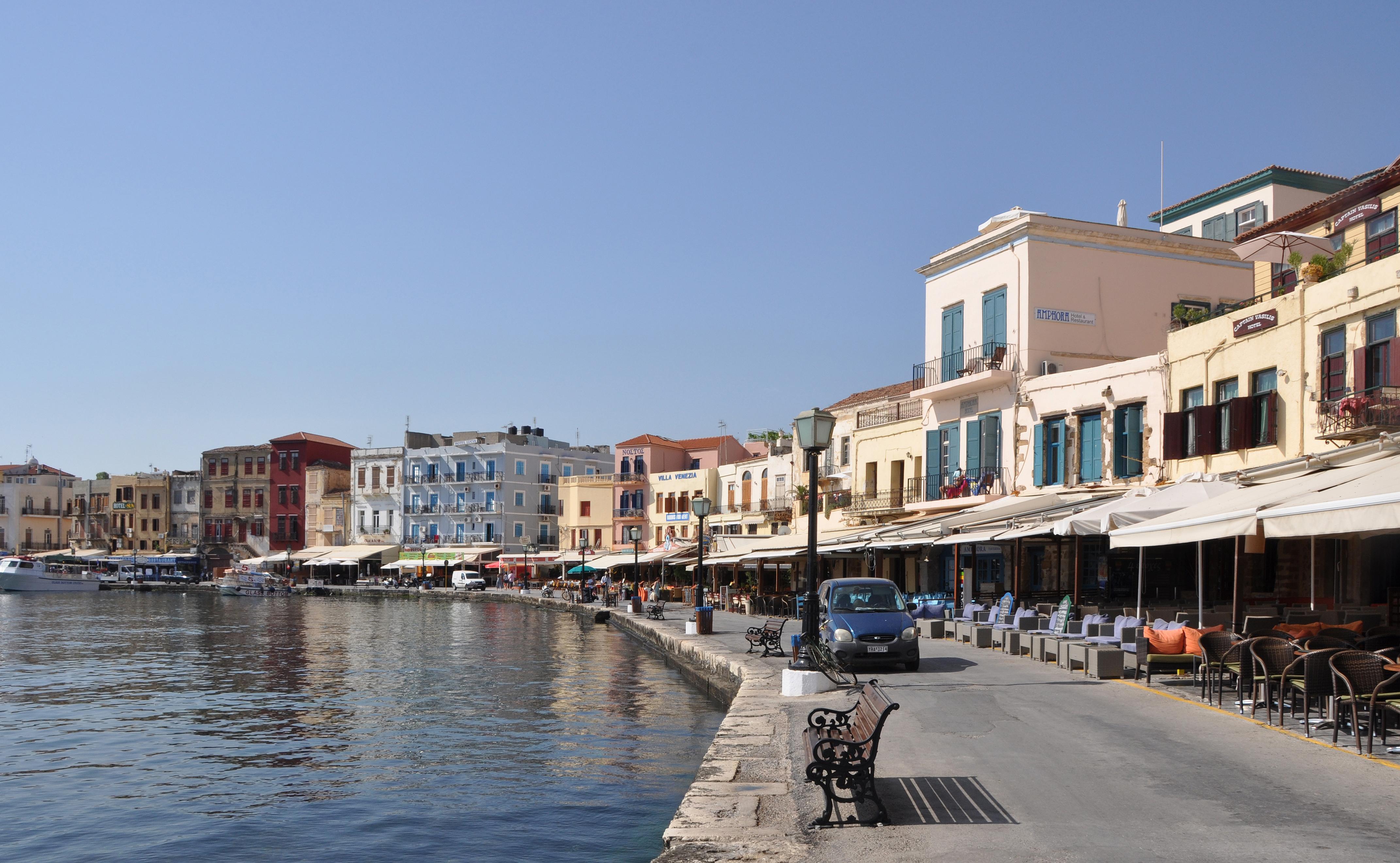Hotel Kreta Rethymno Flisvos Beach