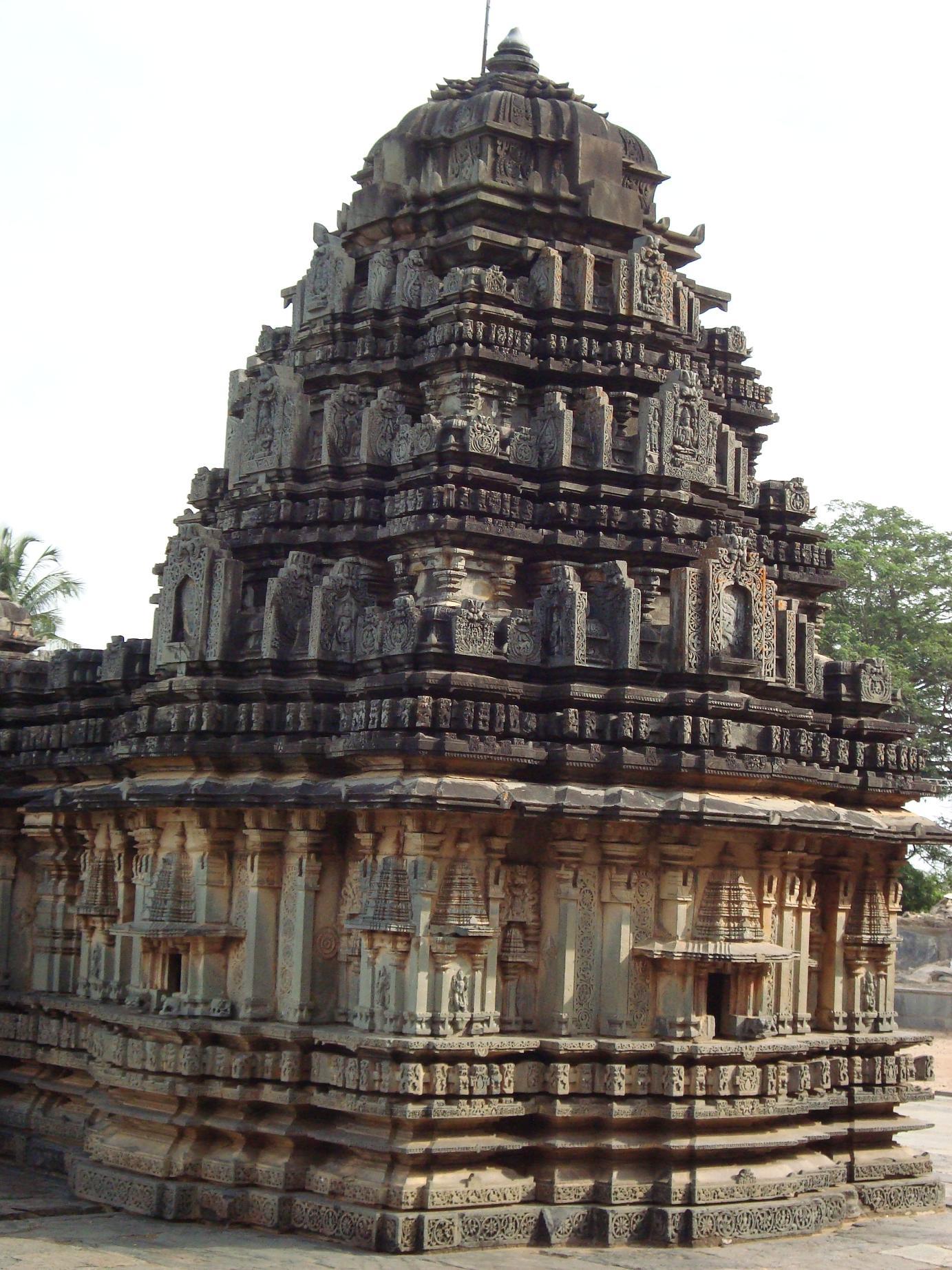 Chaudayyadanapura Mukteshwara temple, Haveri District, North Karnataka