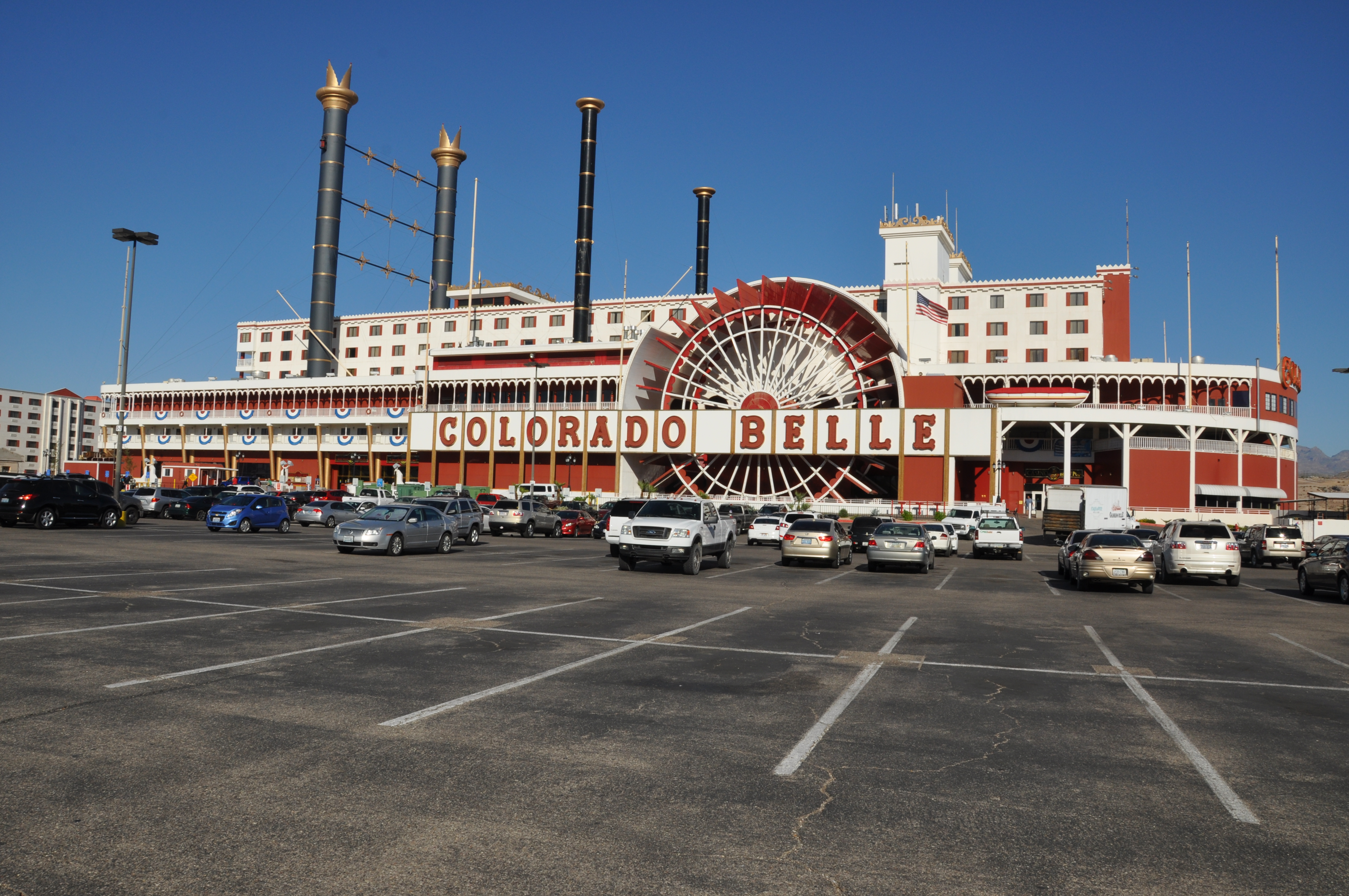 Colorado Belle Hotel Casino Resort Laughlin