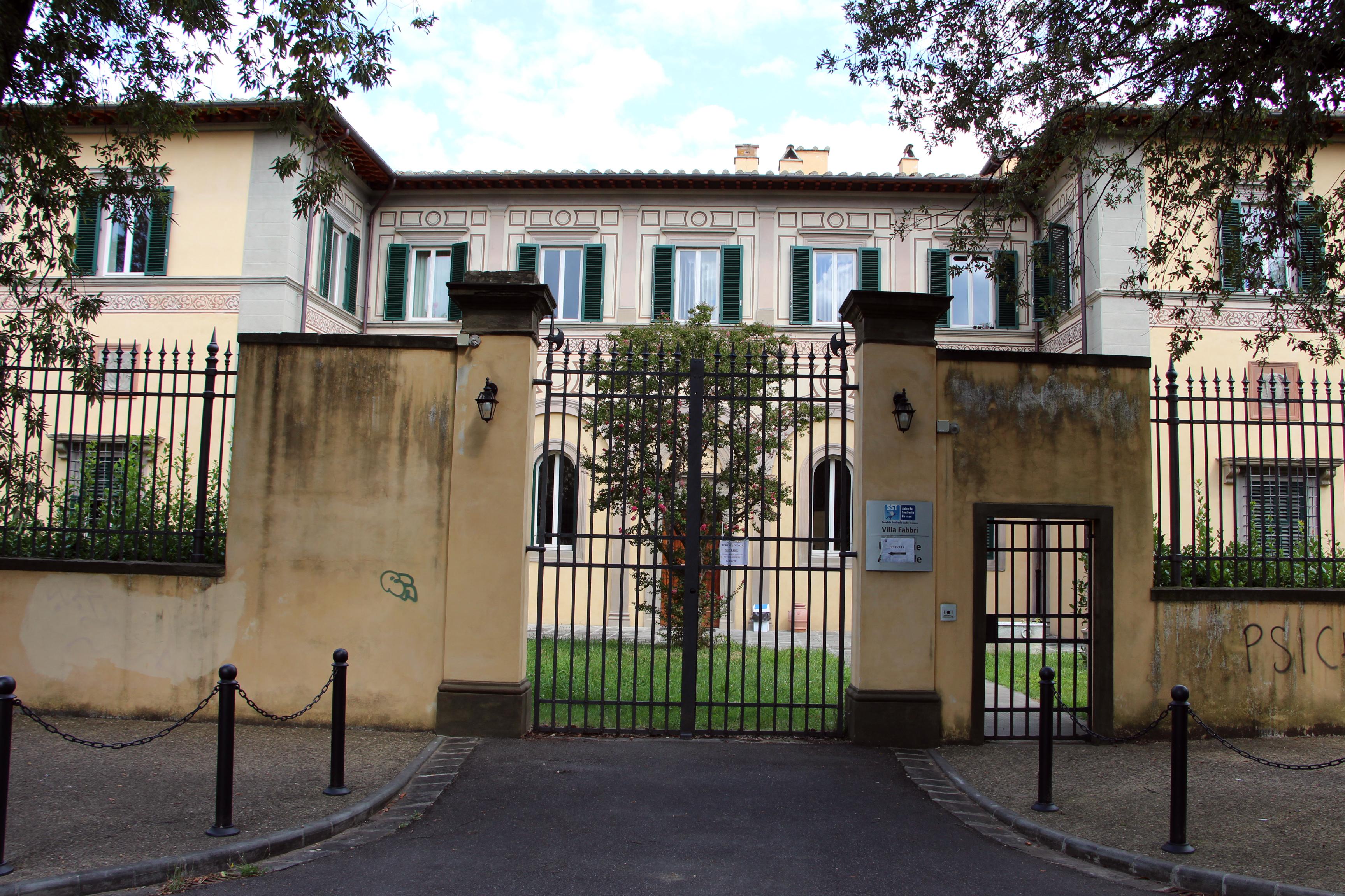 Villa Fabbri San Salvi Firenze
