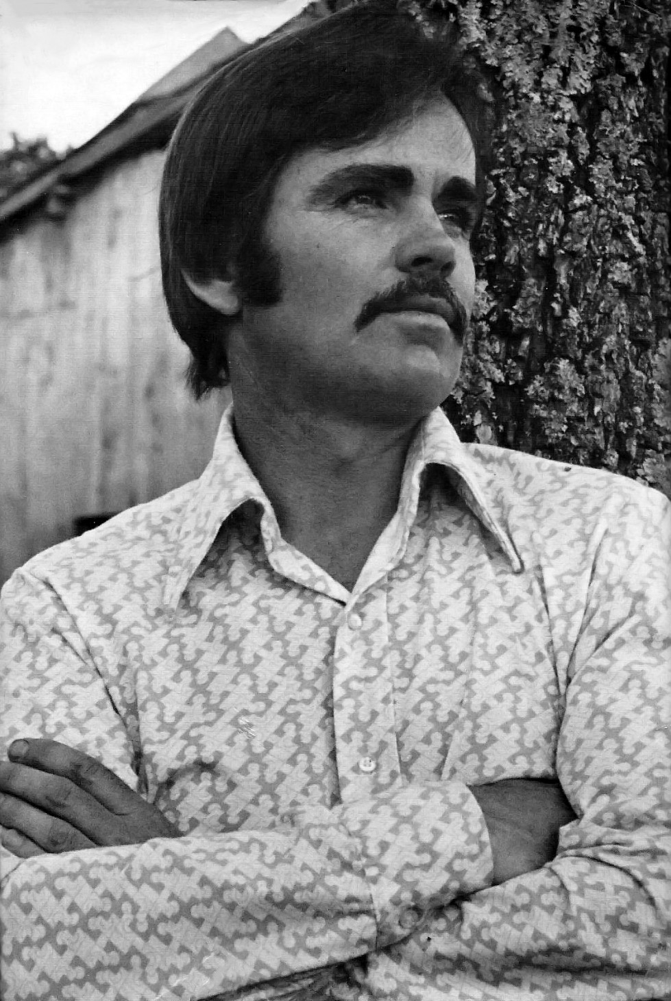 McCarthy in 1973 (''[[Child of God]]'' dust jacket)