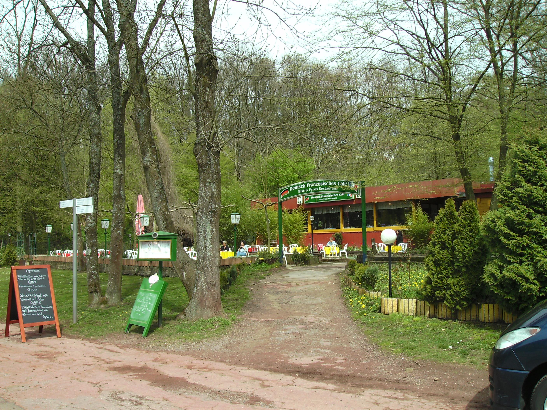 Casino Deutsch Franzosischer Garten