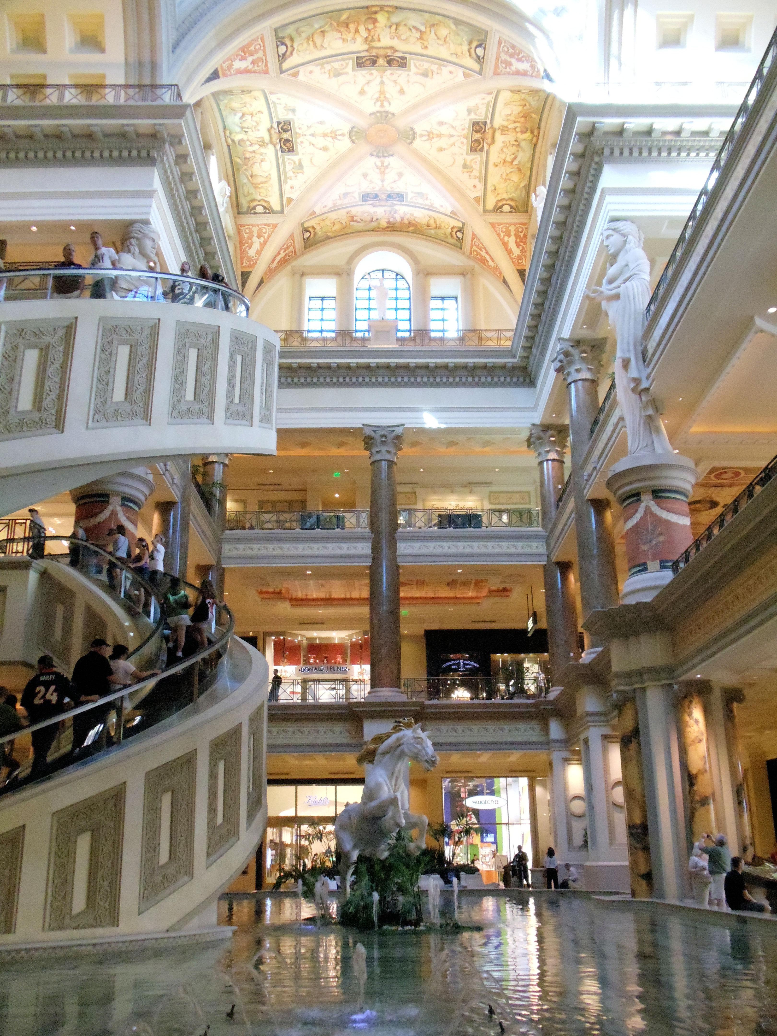 FileDSC33172 Caesars Palace Hotel Casino And The Forum Shops Las Vegas