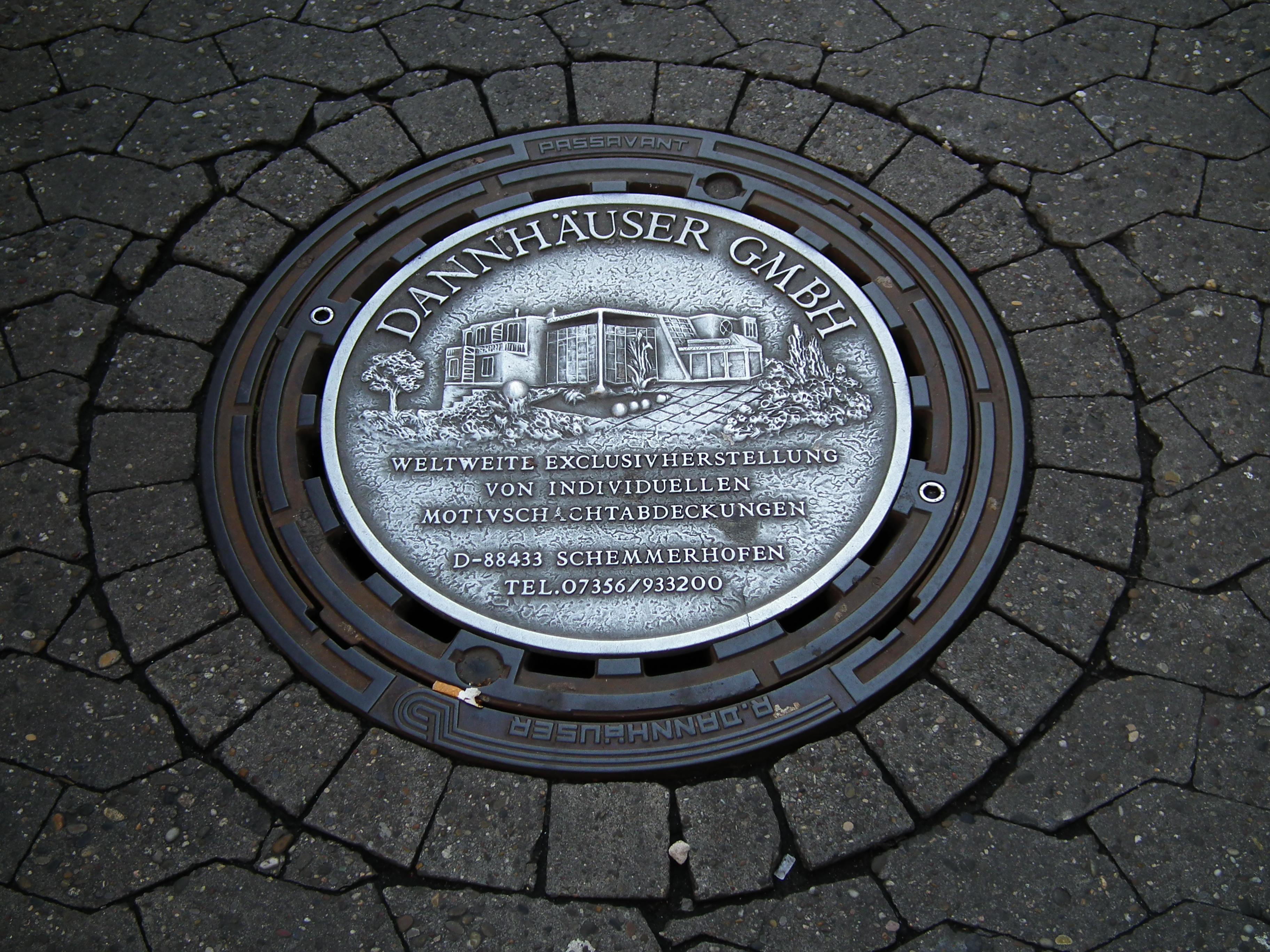 Dannhäuser GmbH Kanalabdeckung Bensheim