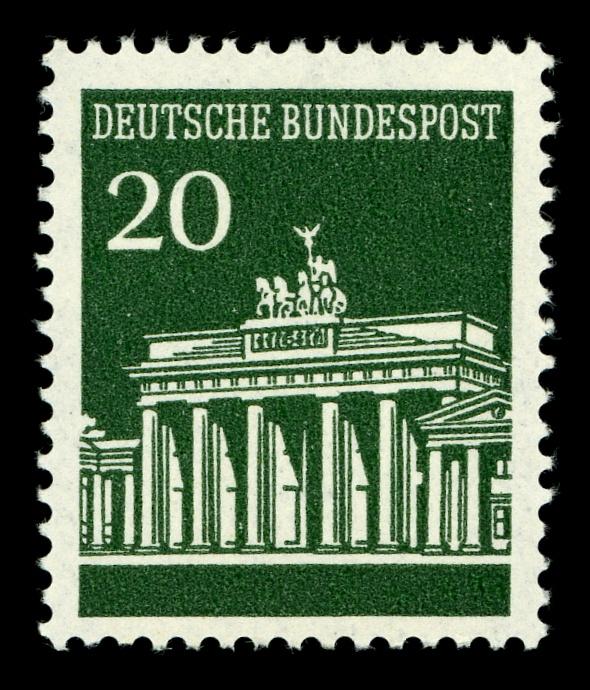 Dateideutsche Bundespost Brandenburger Tor 20 Pfjpg Wikipedia
