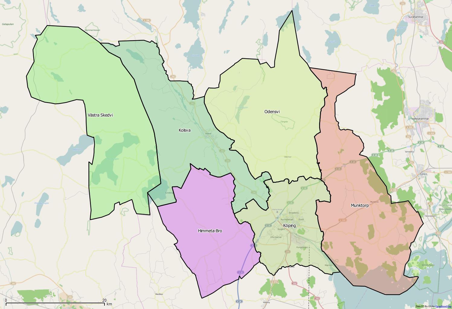Munktorps Distrikt Wikipedia
