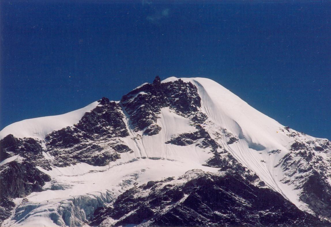 Garhwal India  city photos : DraupadiKaDanda HimalayanPeak Garhwal,India Wikipedia, the ...