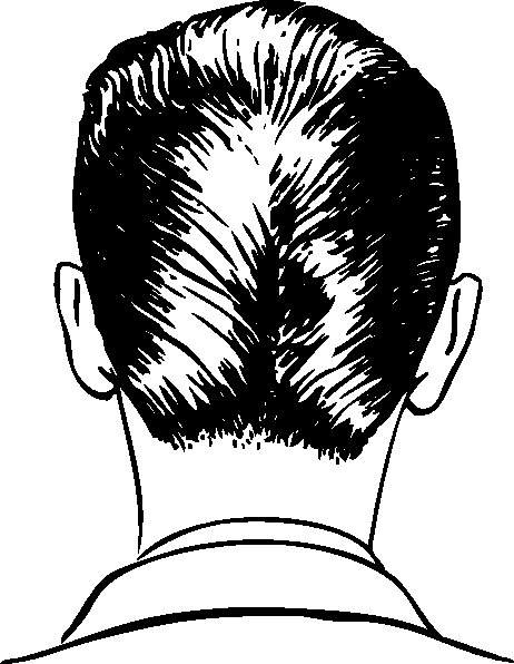 Ducktail Wikipedia - Drawing a hairstyle