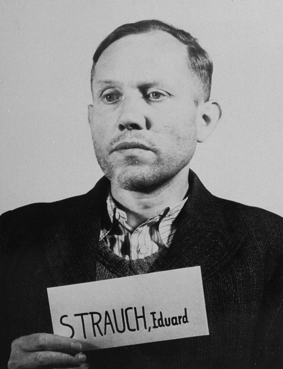 Eduard Strauch