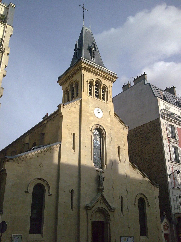 Kostel svatého Františka Saleského (Paříž)