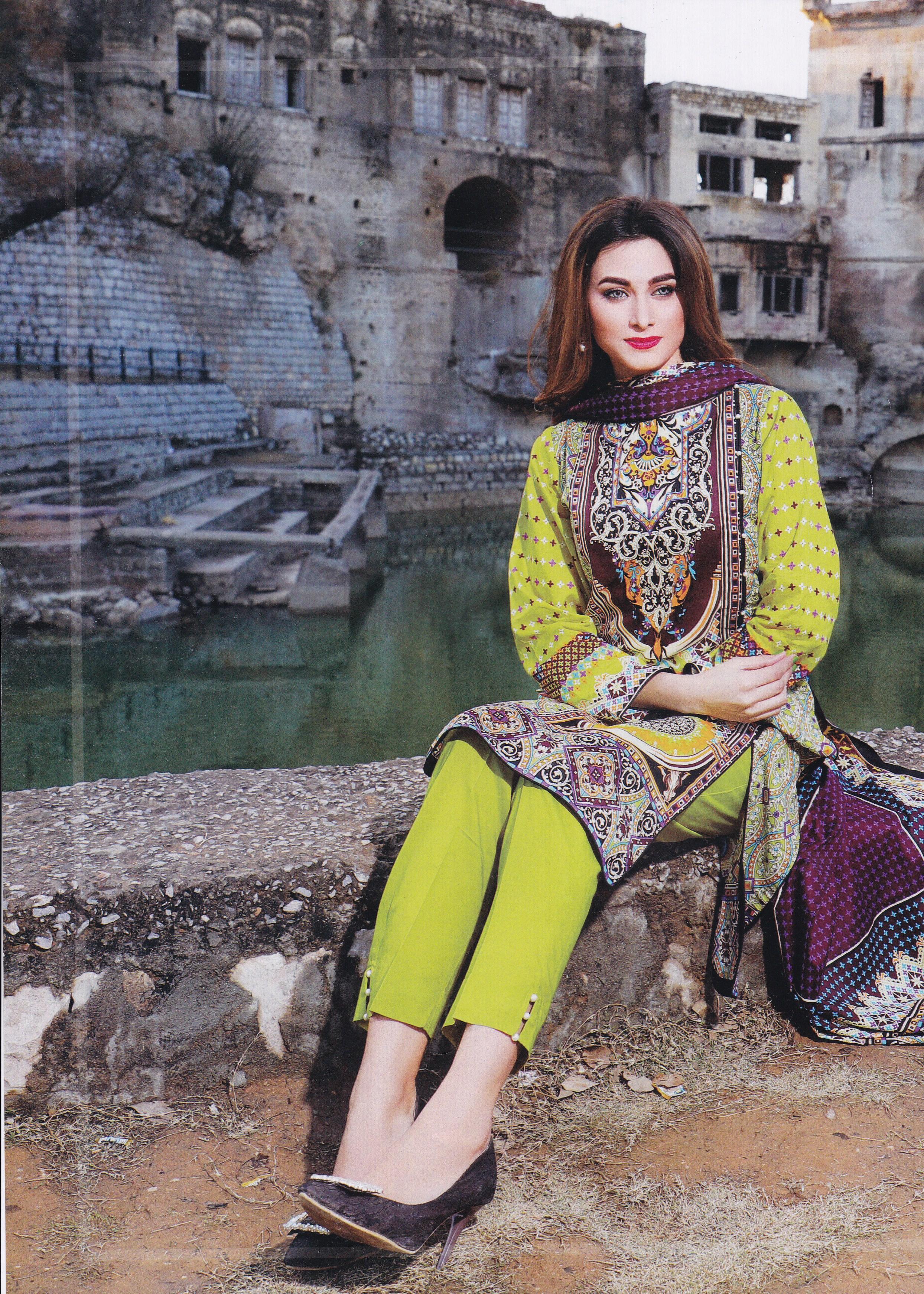 latest eid dresses fashion 2019  pakistani new dress