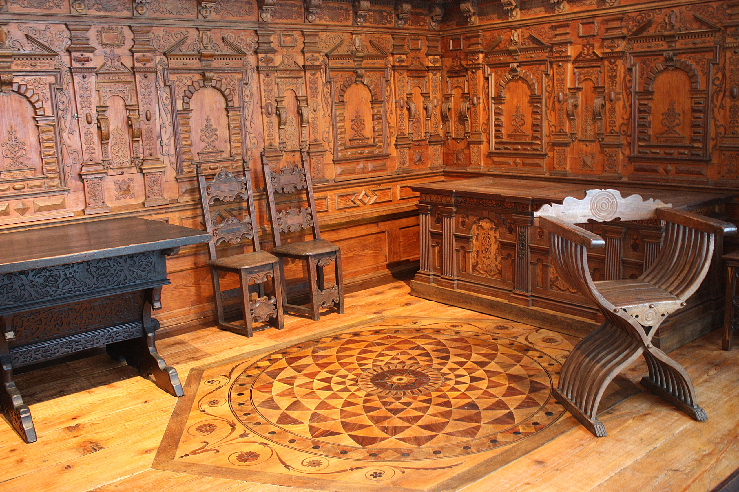 Holzvertäfelung file erfurt angermuseum holzvertäfelung jpg wikimedia commons