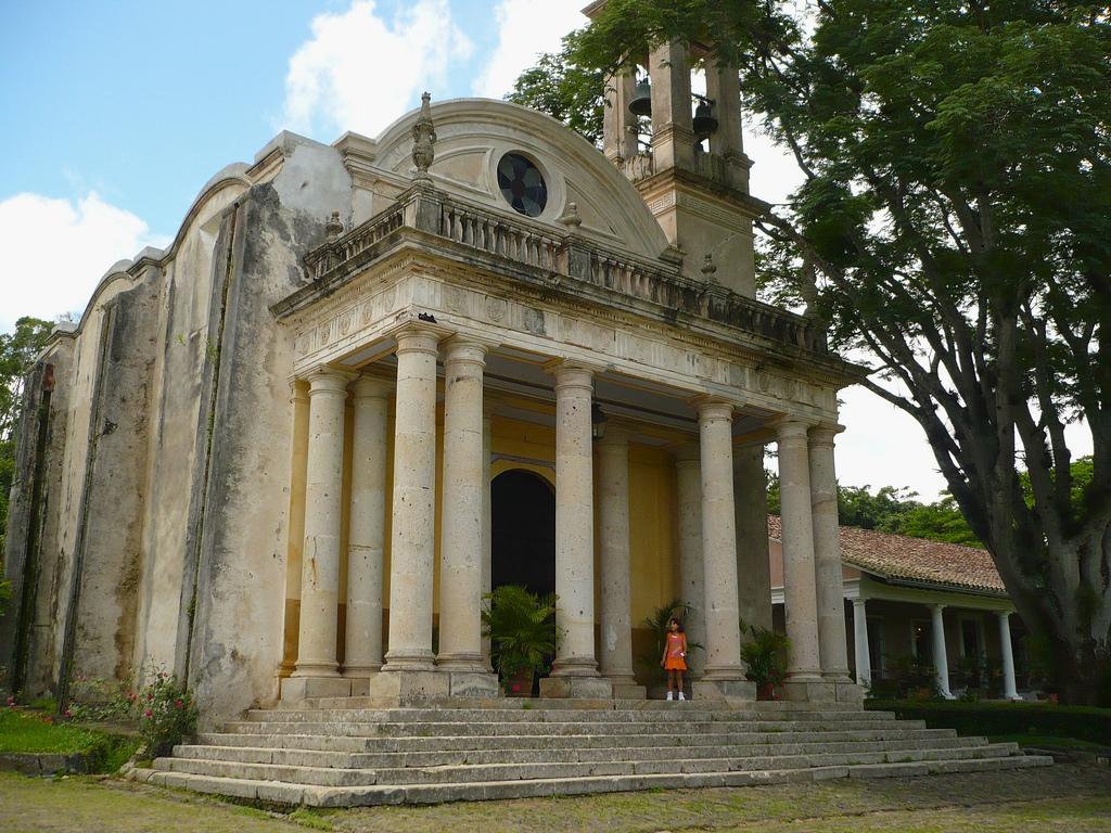 Ex Hacienda El Lencero