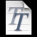 Exquisite-font truetype