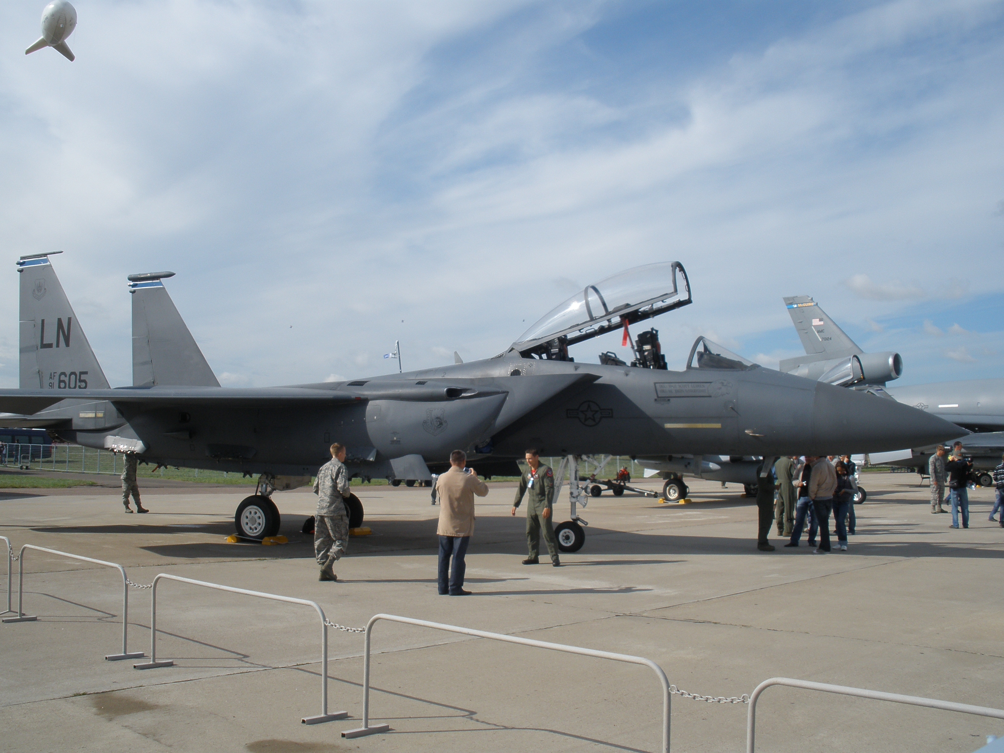 File:F-15 at MAKS-2011 airshow.jpg - Wikimedia Commons