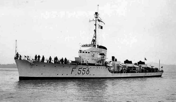 F556 Après la guerre
