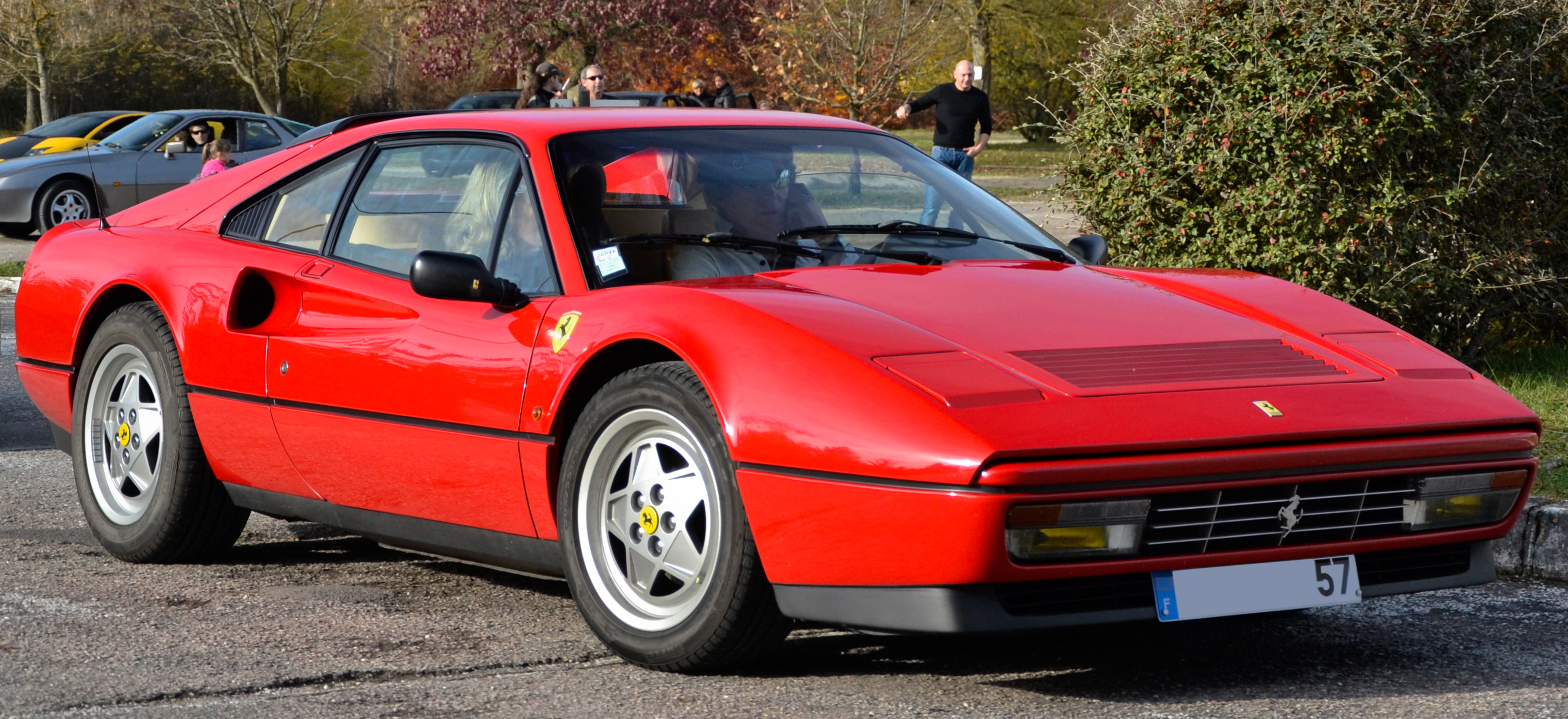 Ferrari Past Models More Than 60 Years Of Cars Ferrari Com >> Ferrari 328 Wikipedia