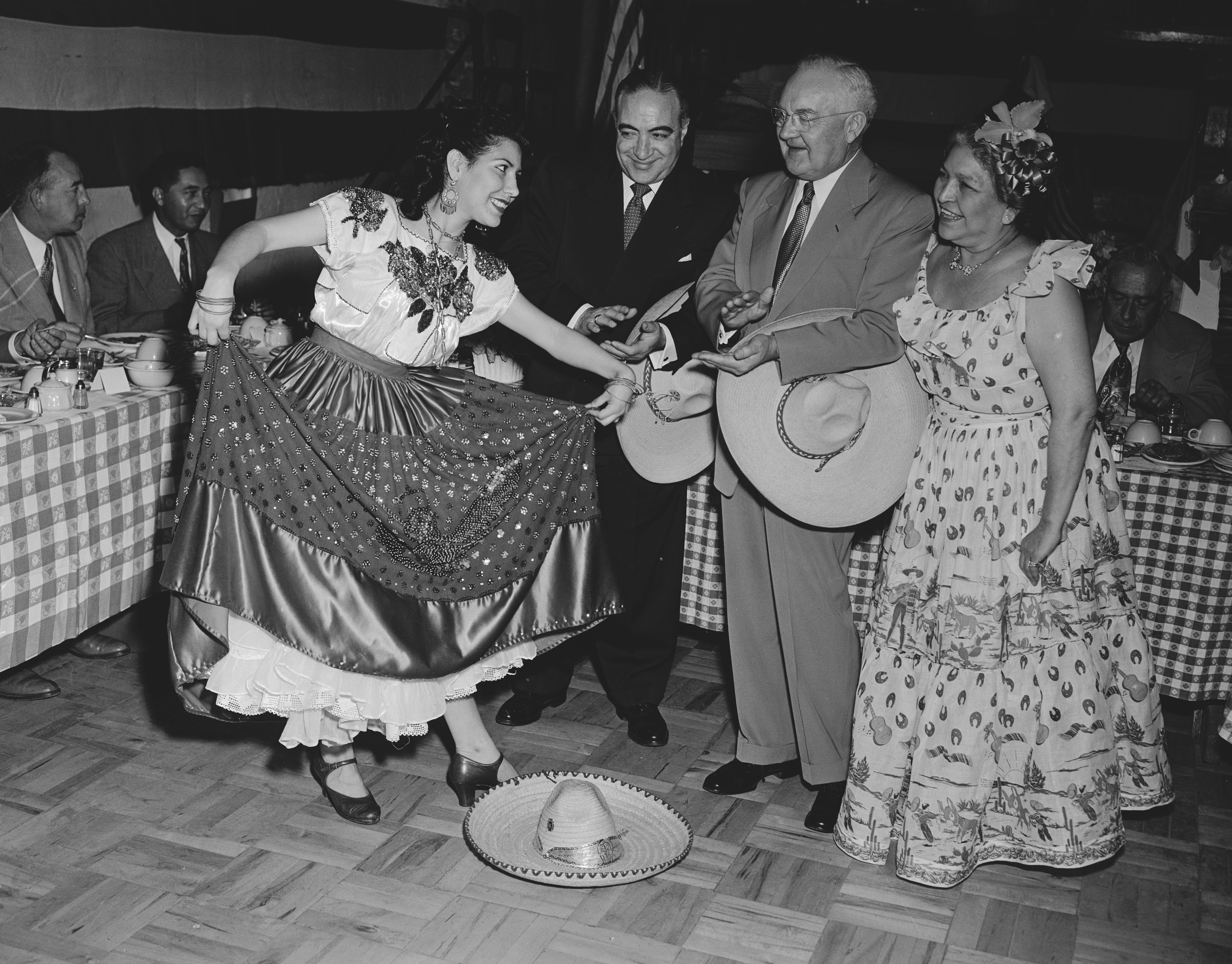 El Cinco de Mayo via Wikimedia Commons