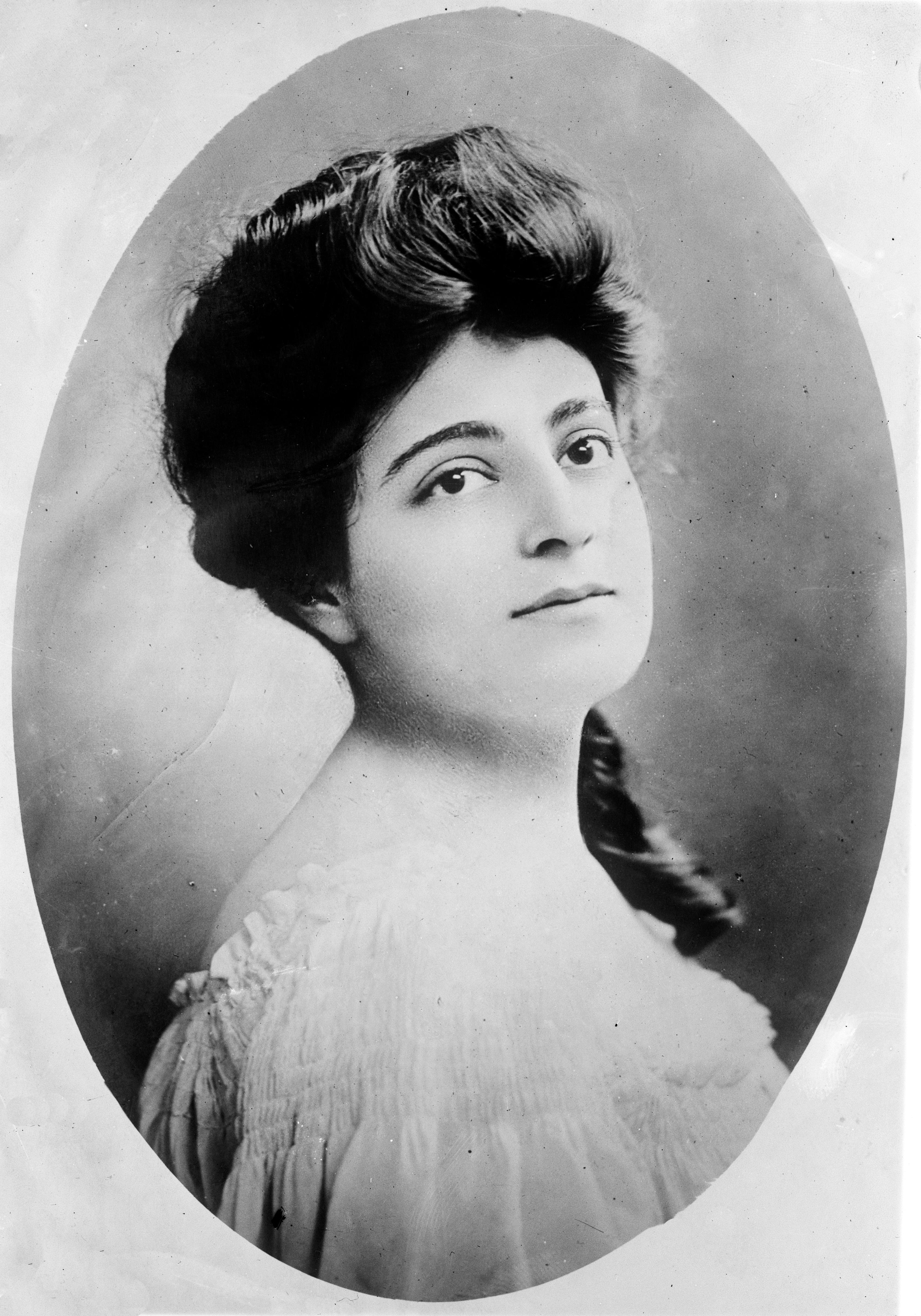 Flora Zabelle Hitchcock