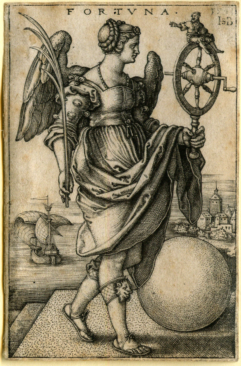 The Fortune Teller: The Goddess Tyche As Lady Luck