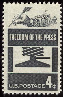 US postage stamp, 1958 UNESCO Encourages the &...