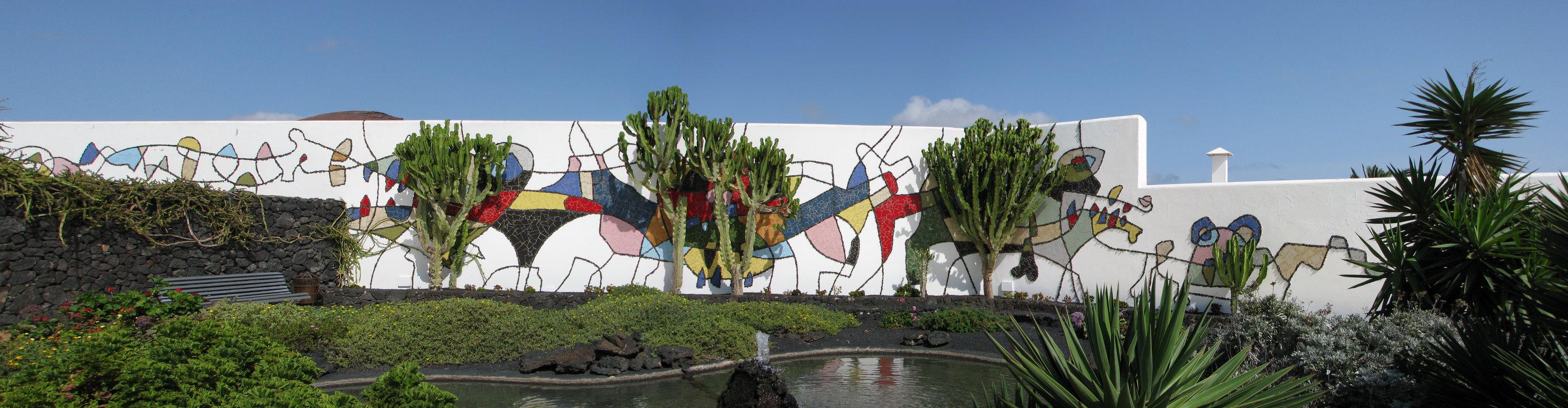 File fundacion cesar manrique mural xytram jpg - Cesar manrique wikipedia ...