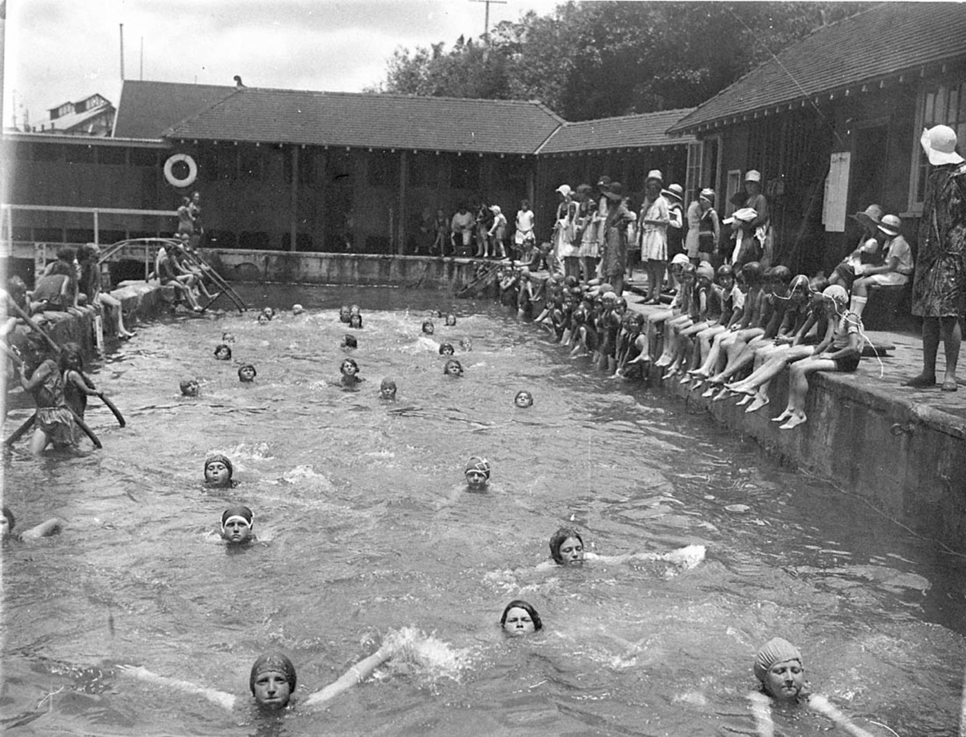 Should Swimming Baths Changing Rooms Should Be Monitored