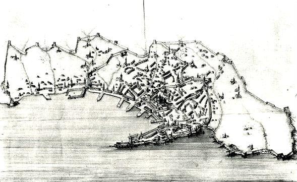 File:Genova - cinta muraria medioevale.jpg