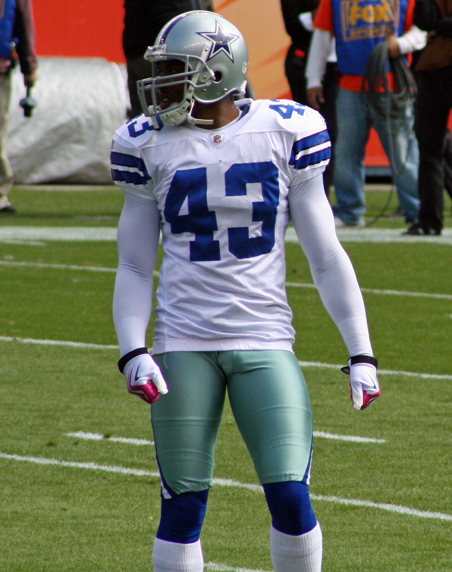 Orlando Scandrick Bulge http://www.lpsg.com/157989-anyone-see-any-nfl-bulges-3.html