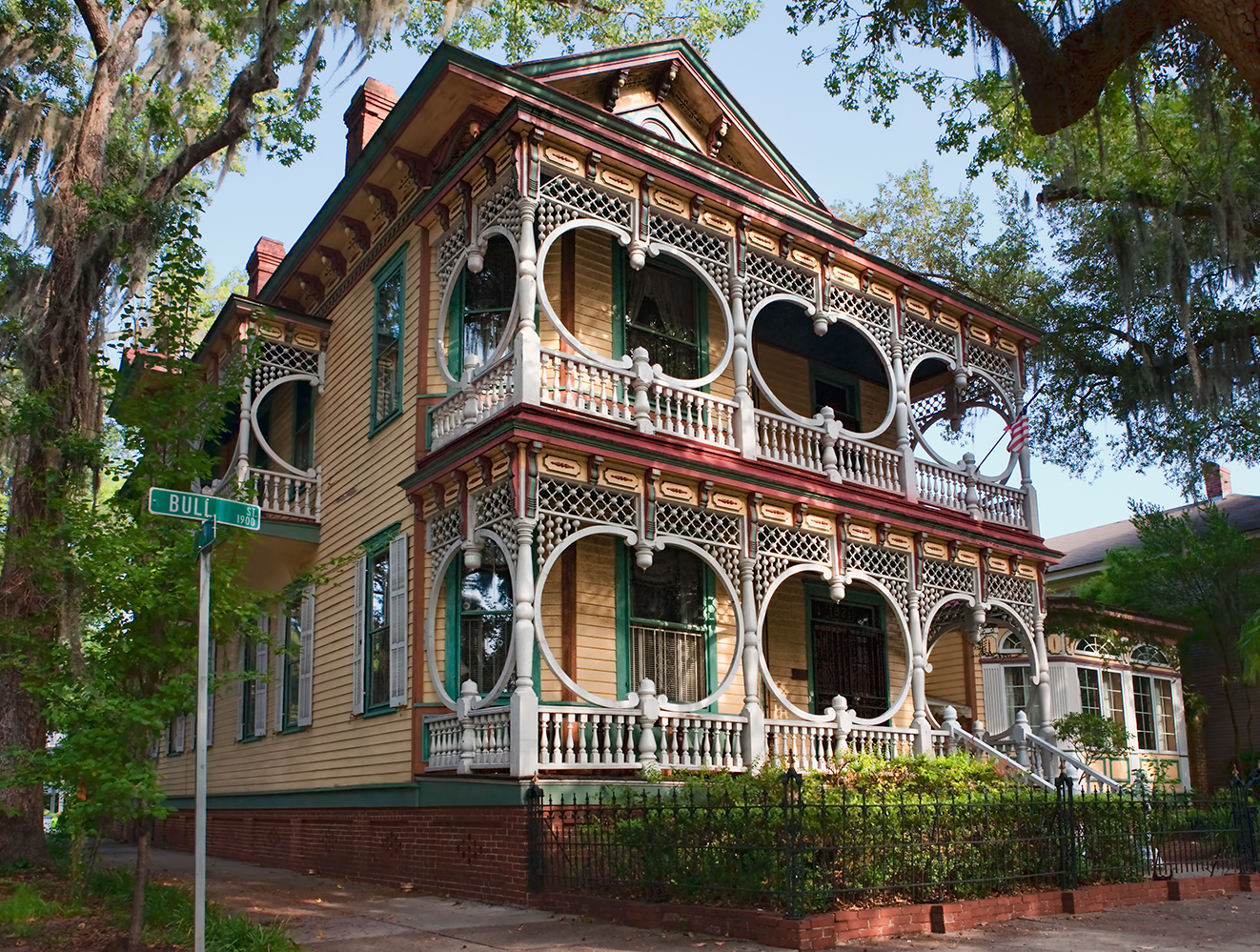 File Gingerbread House In Savannah Jpg