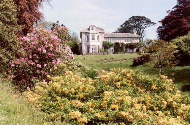 Glendurgan Garden, The House - geograph.org.uk - 222565