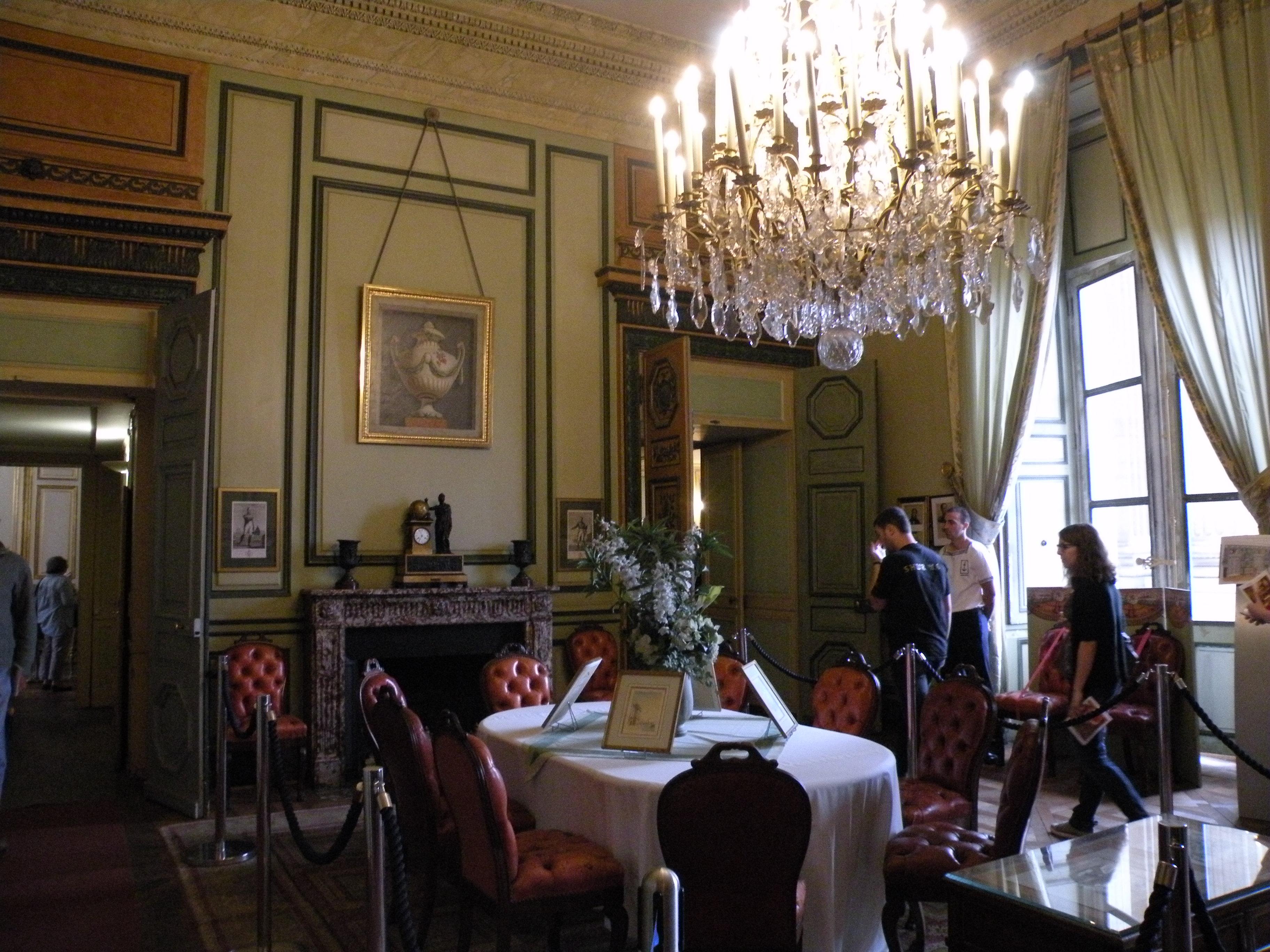 Salle A Manger Paris file:hôtel de la marine (paris) salle a manger d'honneur 1