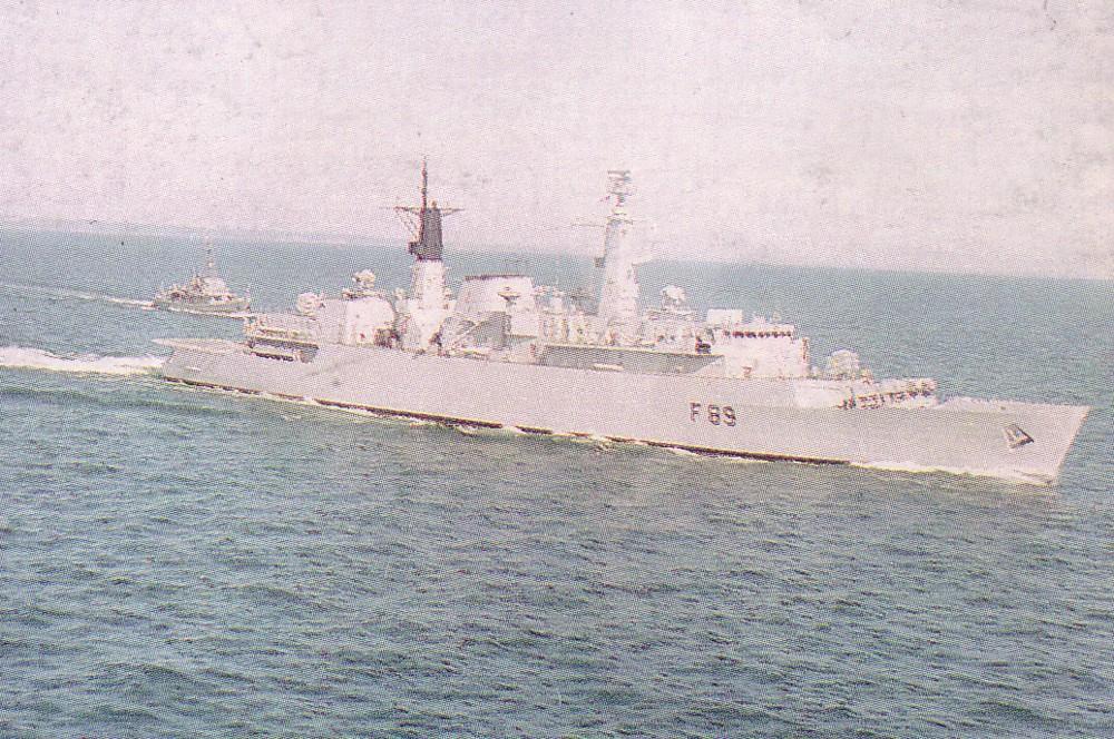 Hms Battleaxe F89 Wikipedia