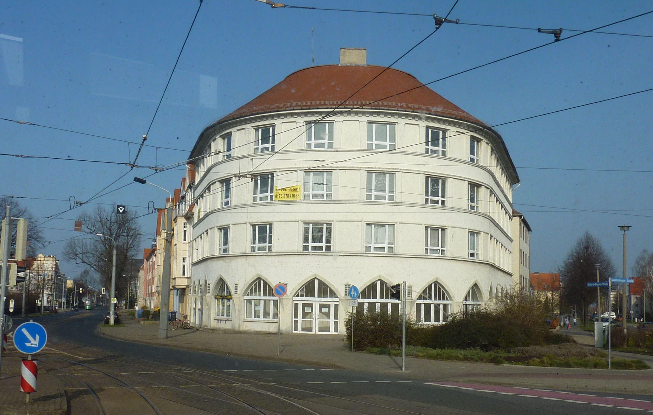 File Halberstadt Rundes Haus Jpg Wikimedia Commons