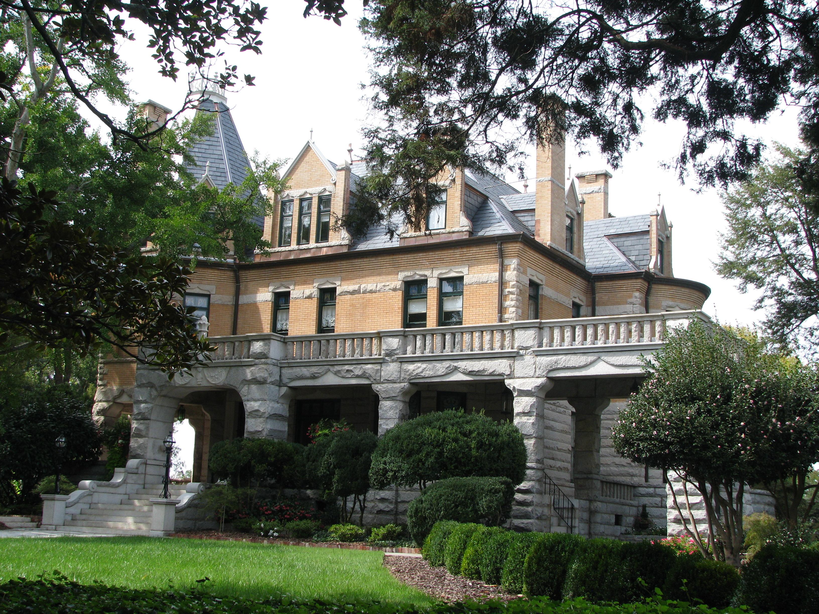 File Hambley Wallace House Salisbury Nc Jpg Wikimedia