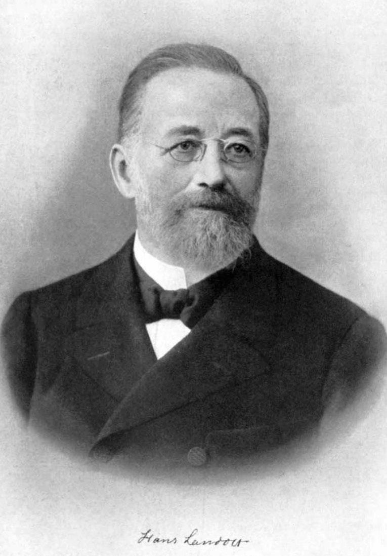 Hans Heinrich Landolt