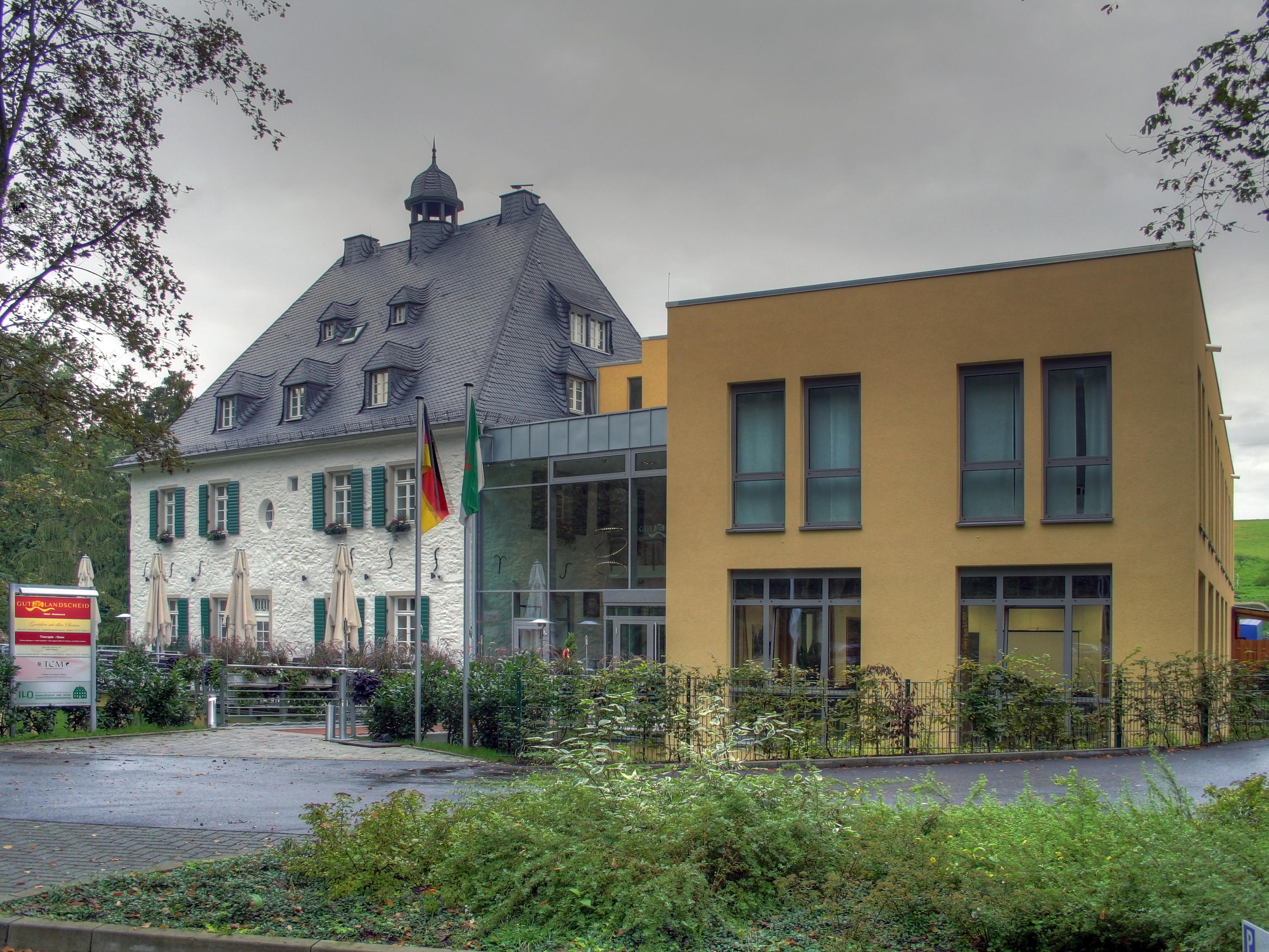 Entzückend Haus Anbau Das Beste Von File: Landscheid Anbau.jpg
