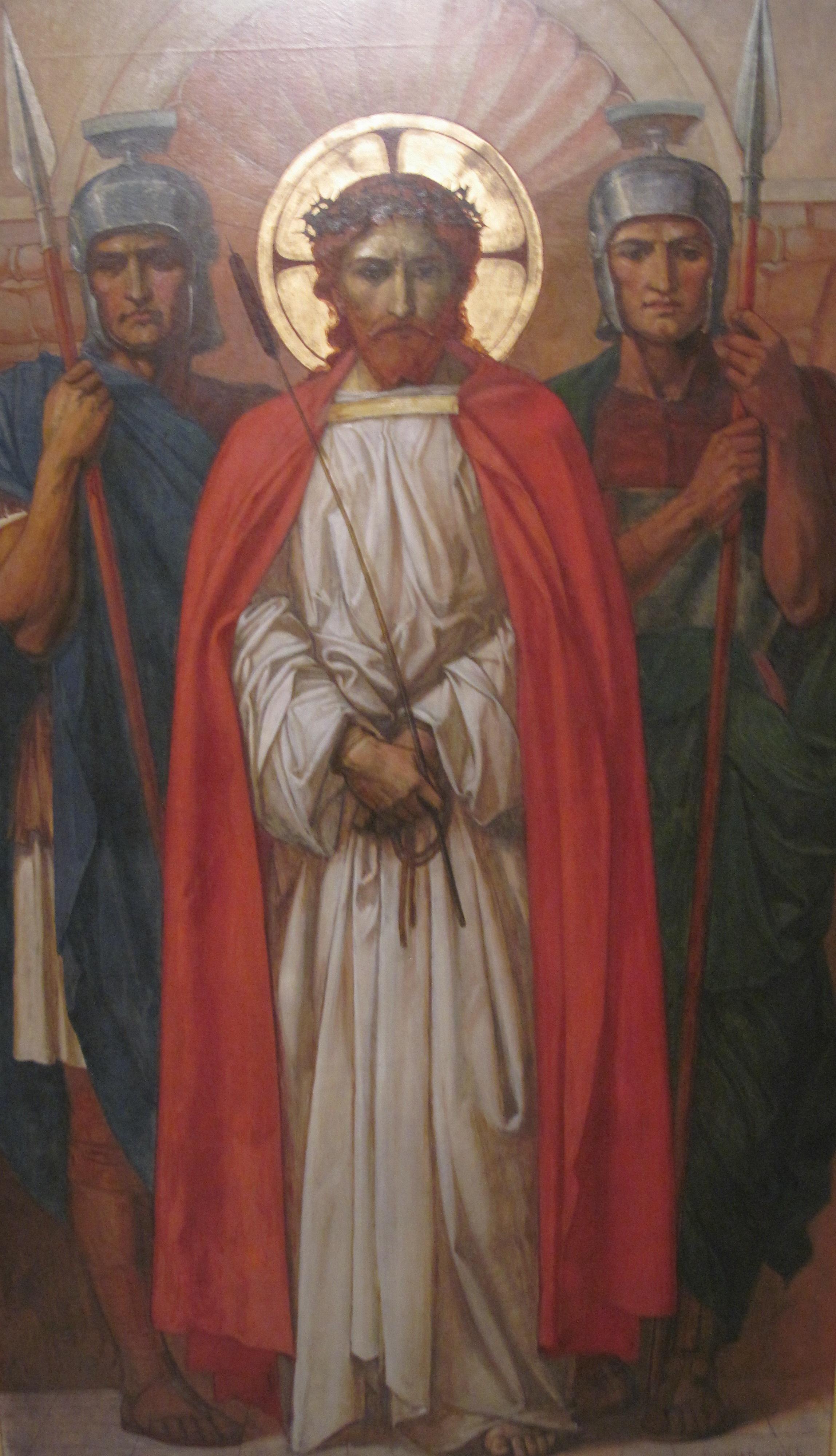 File henry thomas bosdet painting of jesus before his crucifixion 3