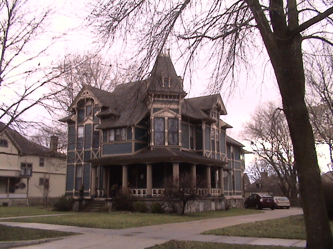 Heritage hill historic district grand rapids michigan for Building a house in michigan