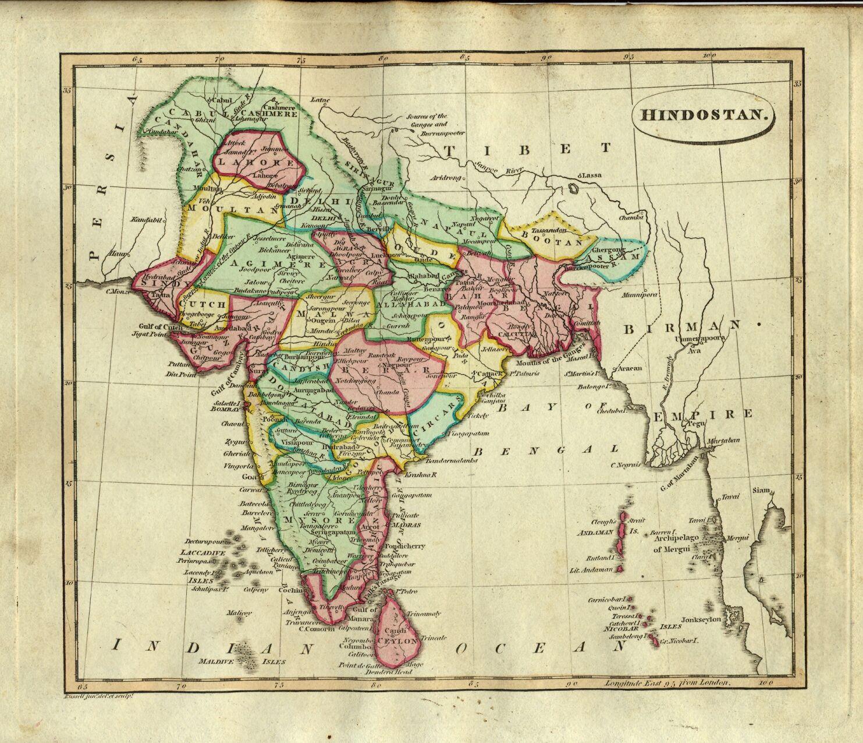 Peninsula Indostan Mapa Fisico.Indostan Wikipedia La Enciclopedia Libre