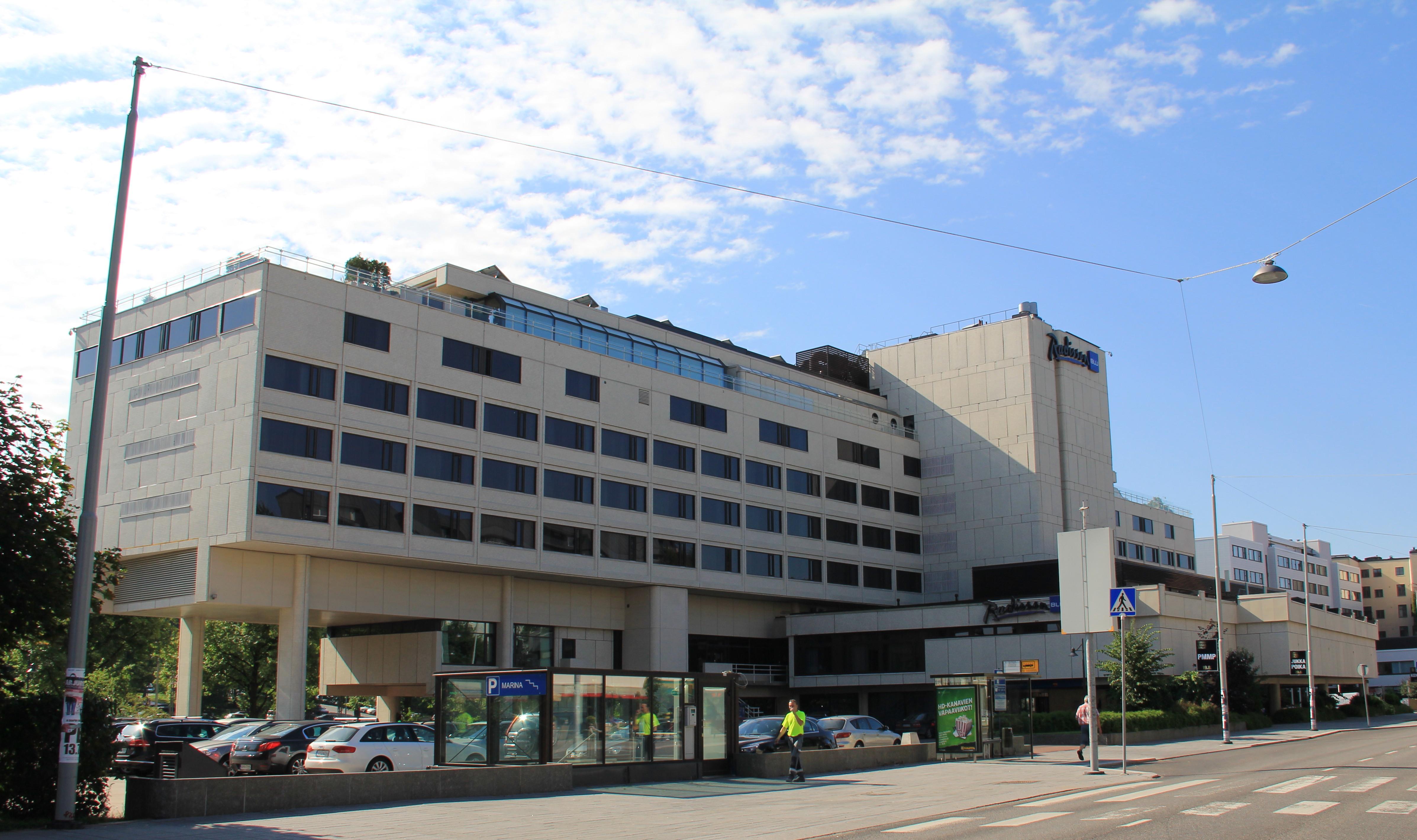 Radisson Blu Palace Hotel Noordwijk Booking