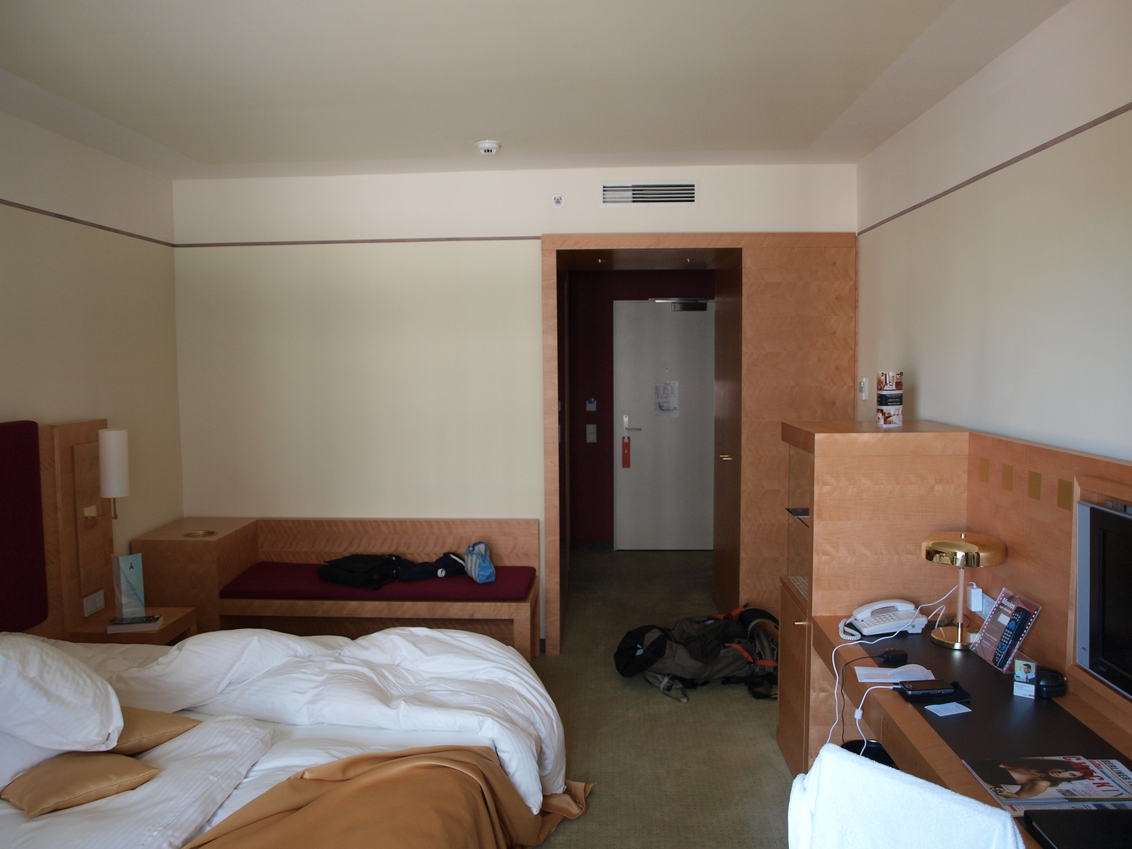 Hotel Room Size Square Feet