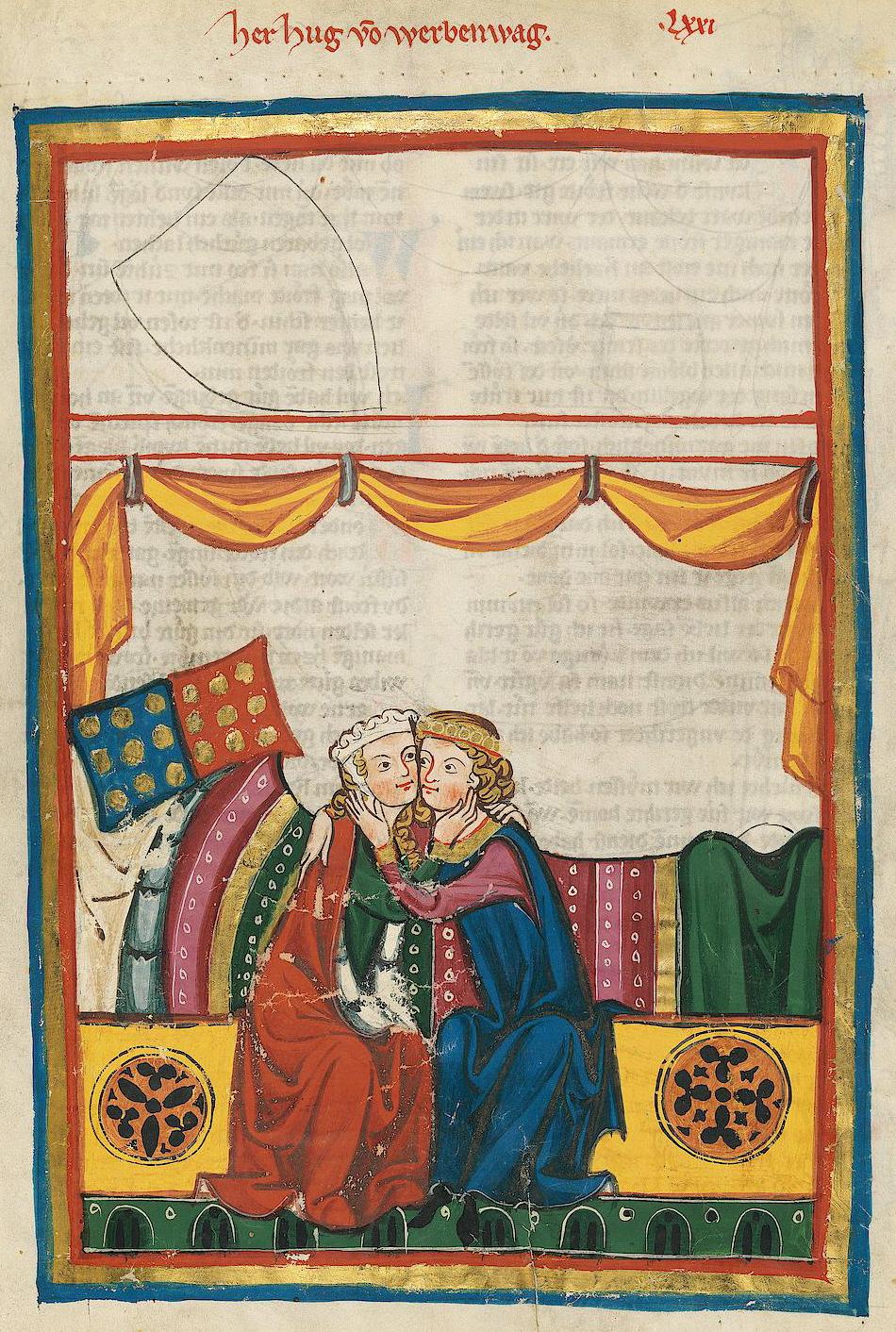Meister des Codex Manesse