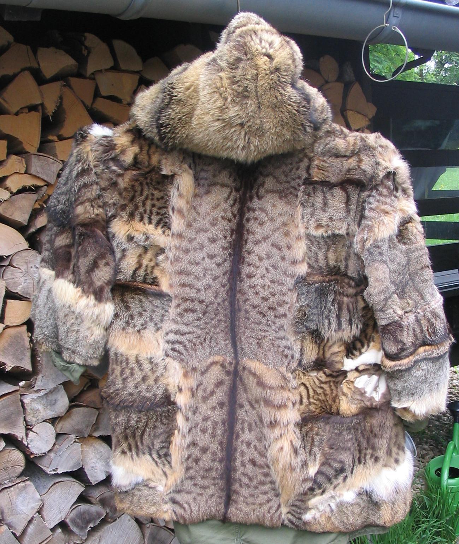 Cat Skin Fur Back Grit